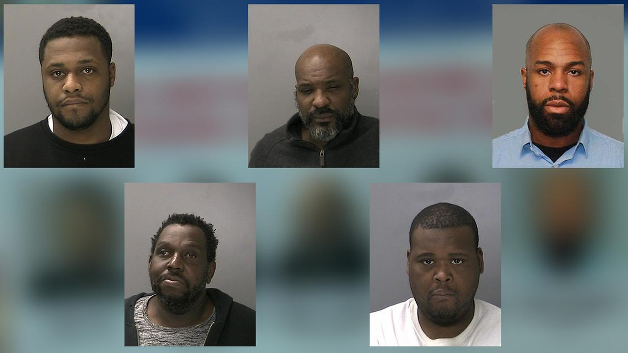 5 reputed gang members arrested for allegedly running prostitution ring in Suffolk County