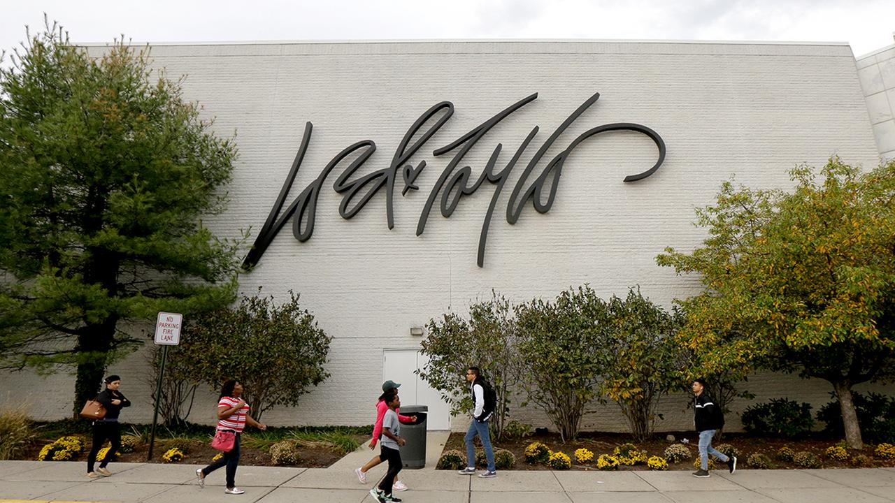5M credit cards used at Lord & Taylor amd Saks Fifth Avenue compromised