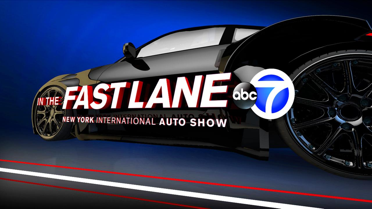 "Watch ""In the Fast Lane"" at New York International Auto Show here on abc7NY"