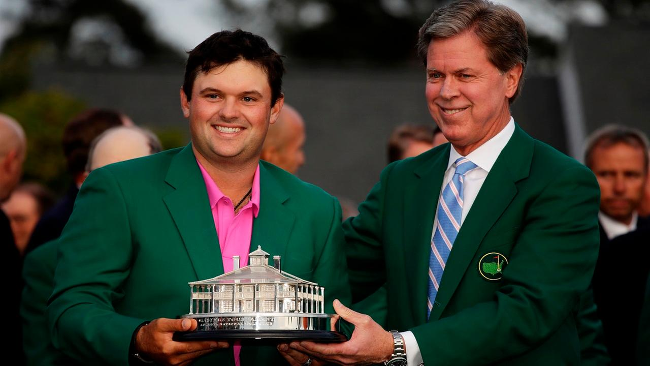 Patrick Reed wins the Masters for first major title
