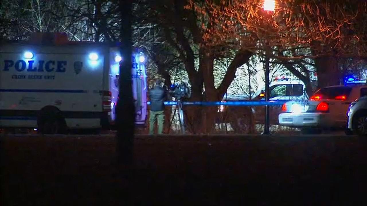 Police investigating after remains of woman found in Brooklyn park