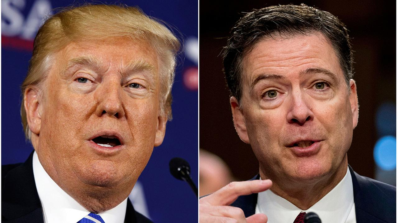 James Comey memo: President Trump complained about Flynn's 'judgment issues'