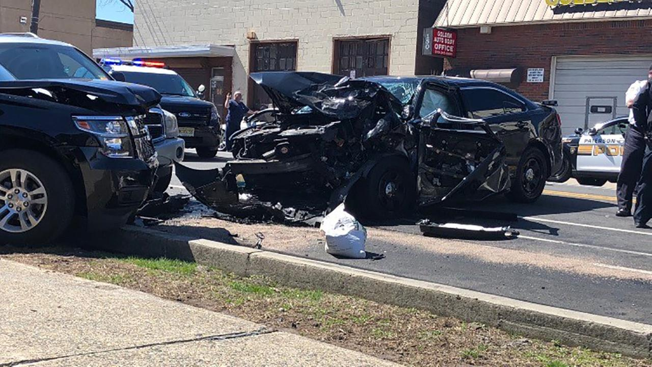 On-Duty Patterson Police Officer Killed In Car Crash