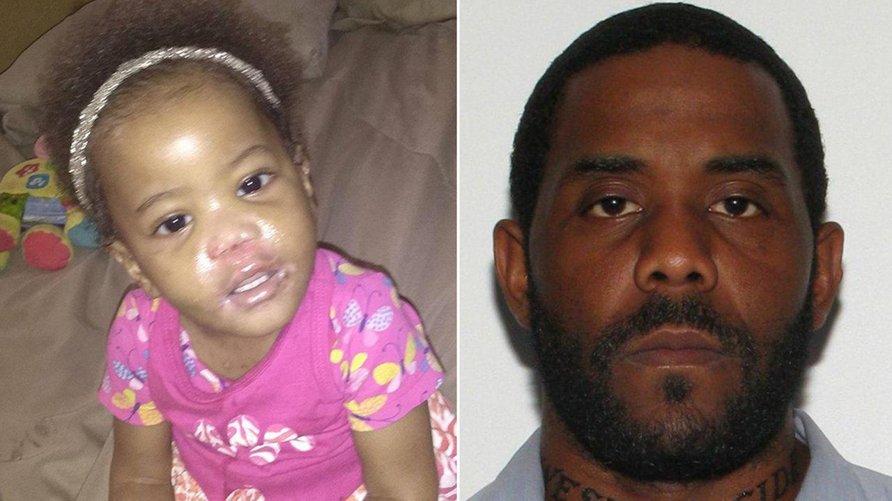 Child found in suitcase identified as missing 2-year-old girl