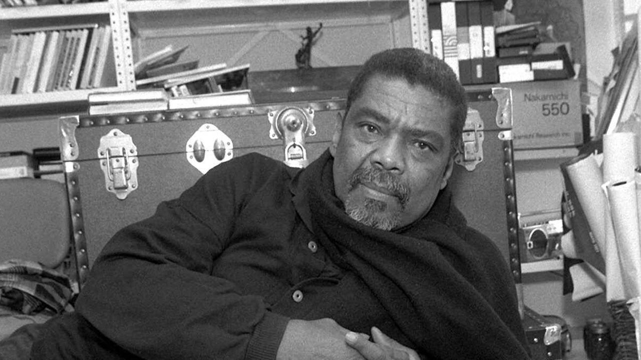 A January 1987 photo of choreographer Alvin Ailey.