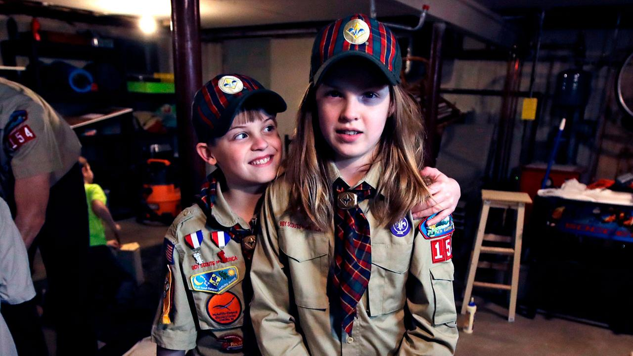 Boy Scouts changes name to Scouts BSA as program accepts girls