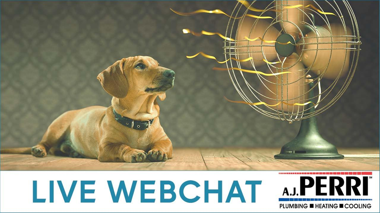 Web Chat: A.J. Perri Experts answer your home heating and cooling questions