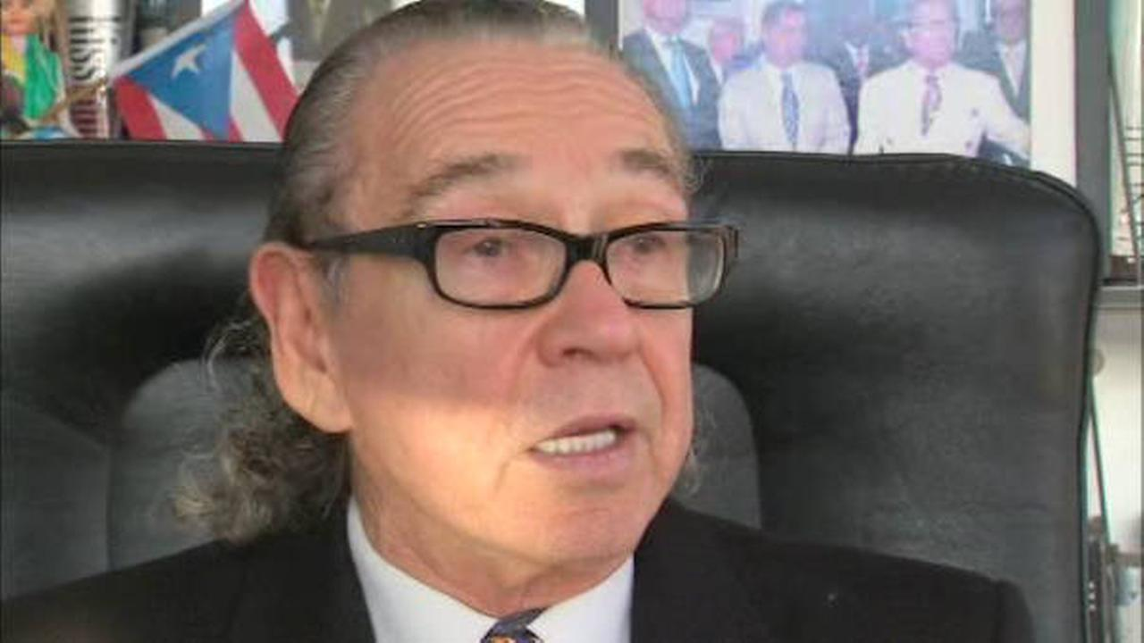 Sanford Rubenstein withdrawing from Eric Garner case, his law partner says