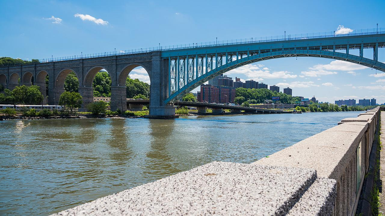 The High Bridge over the Harlem River