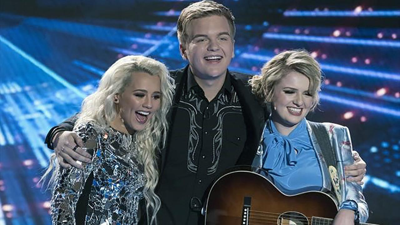 Why Maddie Poppe & Caleb Lee Hutchinson Kept Their 'American Idol' Romance Secret