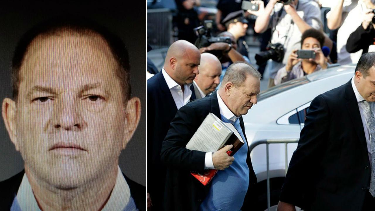 Harvey Weinstein indicted by grand jury in NY rape case