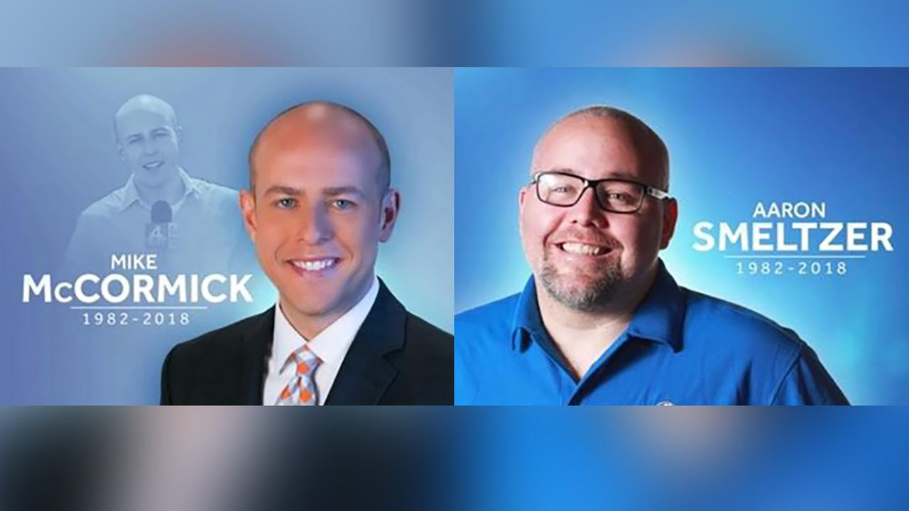 TV anchor, photojournalist killed when tree falls on vehicle in North Carolina