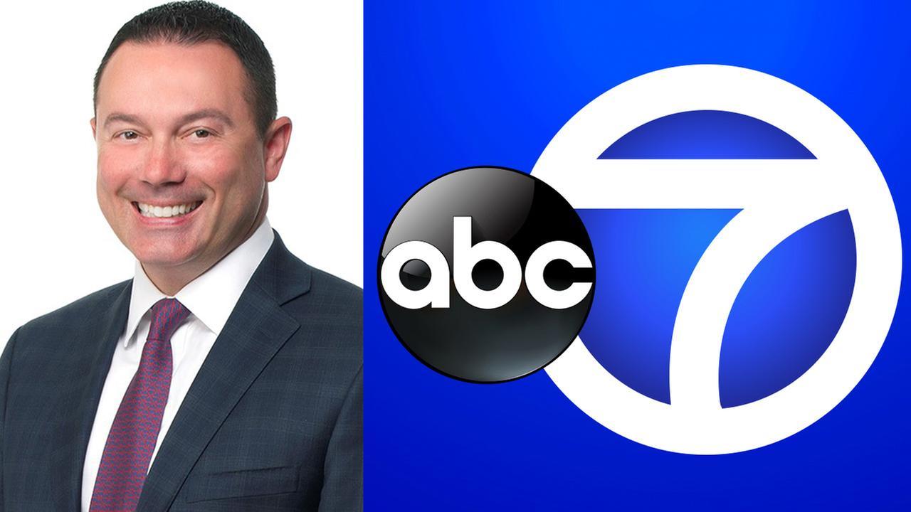 Chad Matthews named Vice President, News Director of WABC-TV