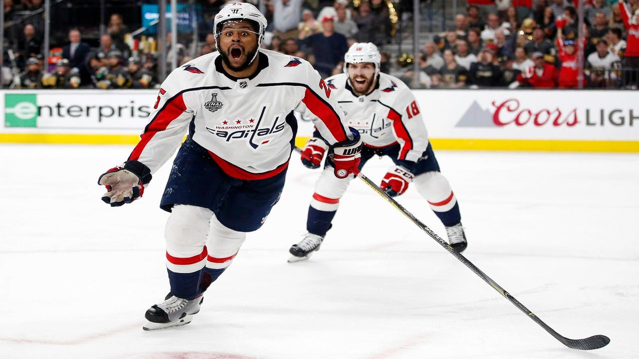 Washington Capitals defeat Vegas Golden Knights to win first Stanley Cup in franchise history