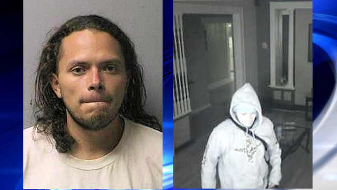 linden burglary suspect