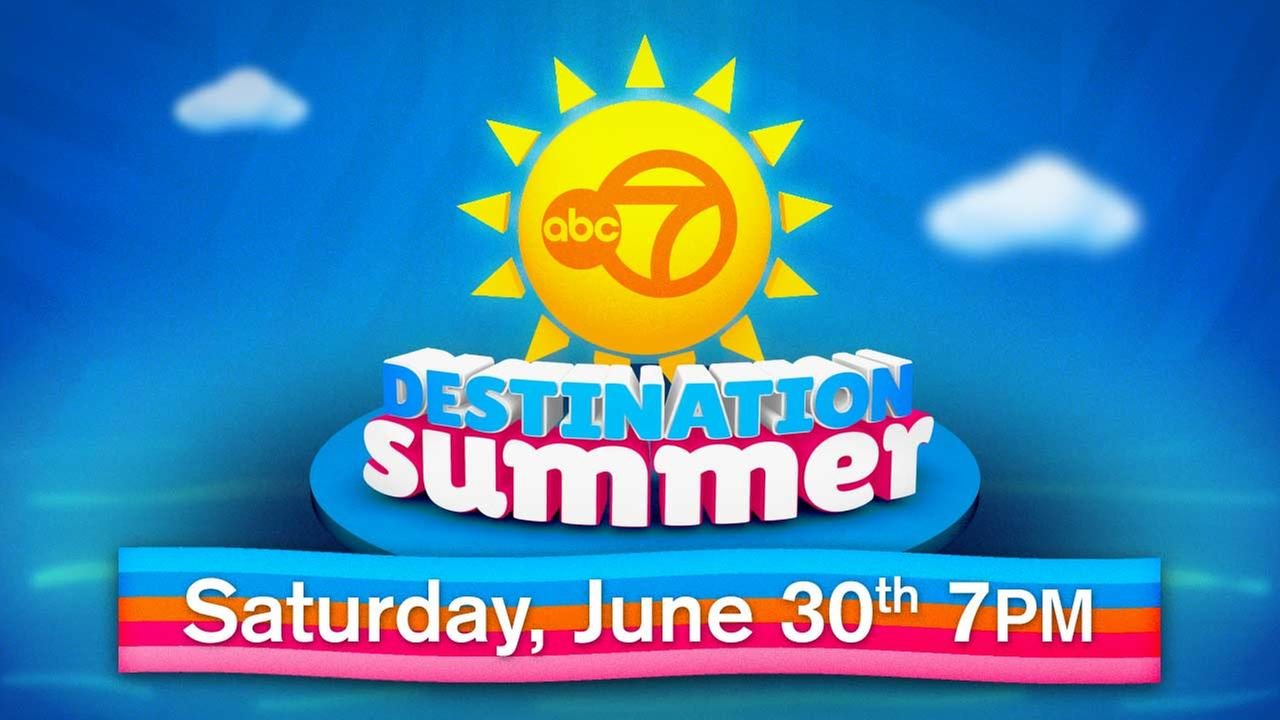 'Destination Summer': Watch our half-hour special on the joys of summer in the NY metro area