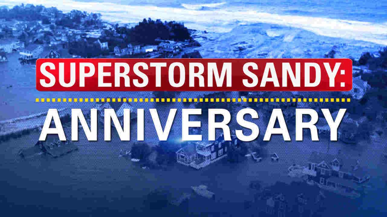 superstorm sandy anniversary