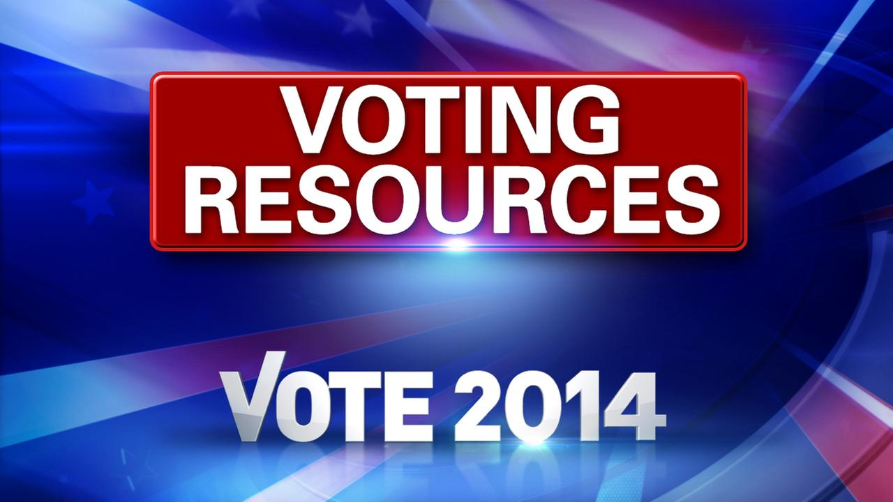 Where do I vote? New York area voting Information for Election Day 2014
