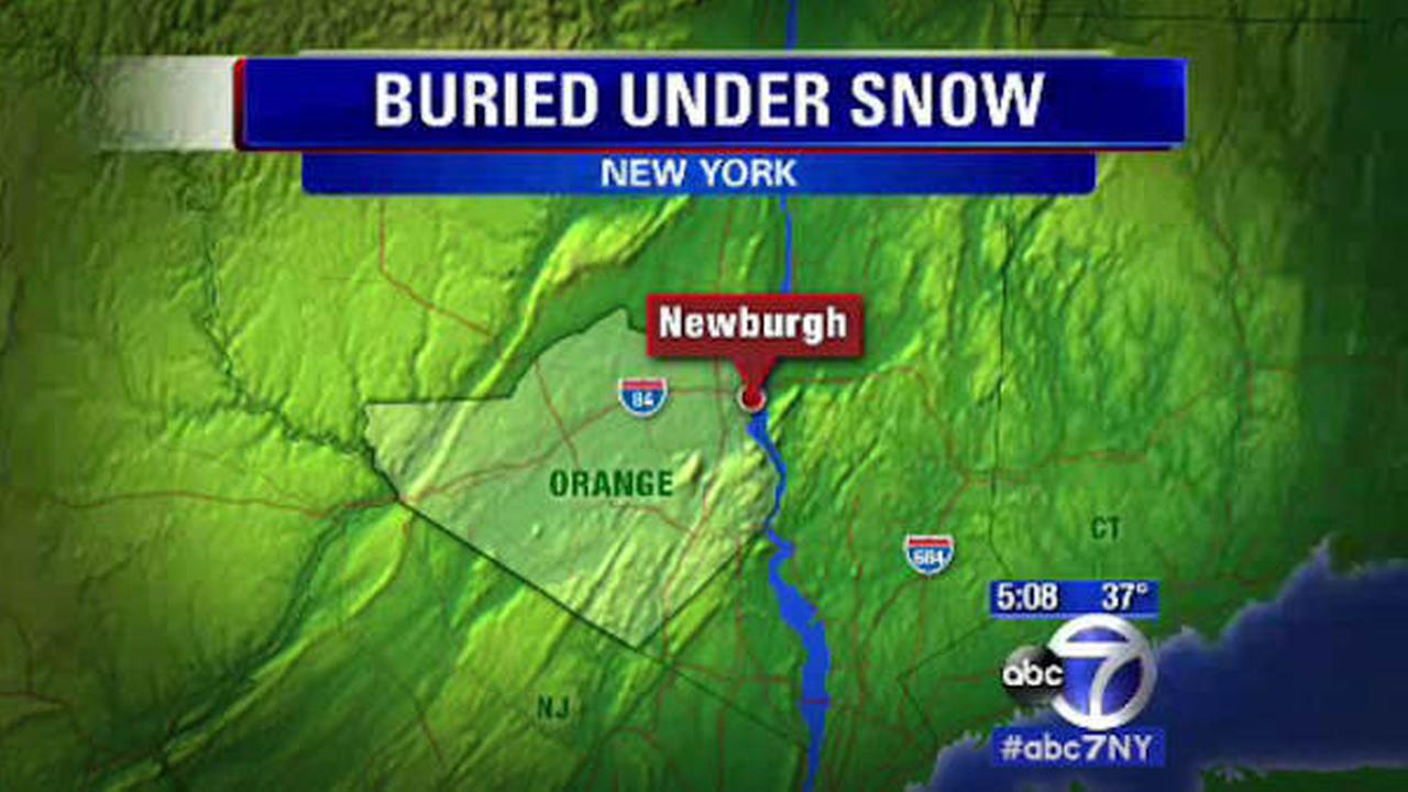 newburgh kids buried by plow