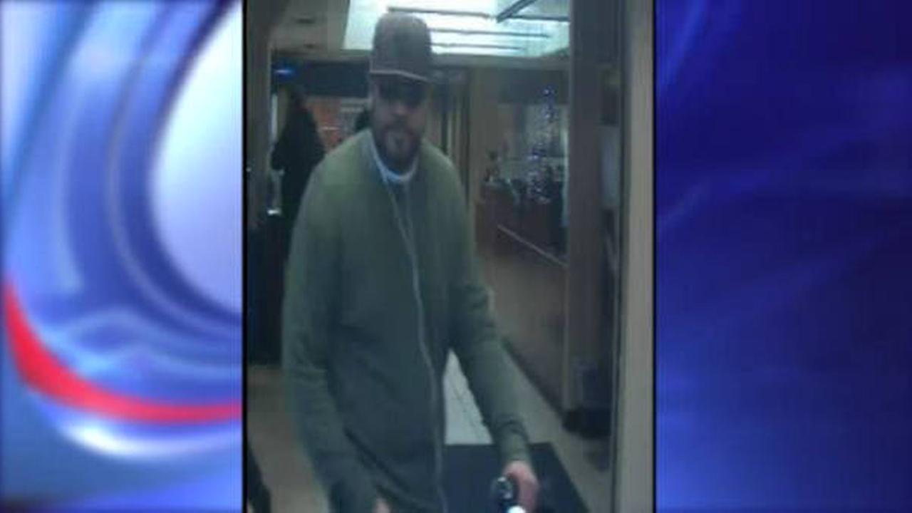 Suspect Wanted In Bank Robbery In Ridgewood Queens