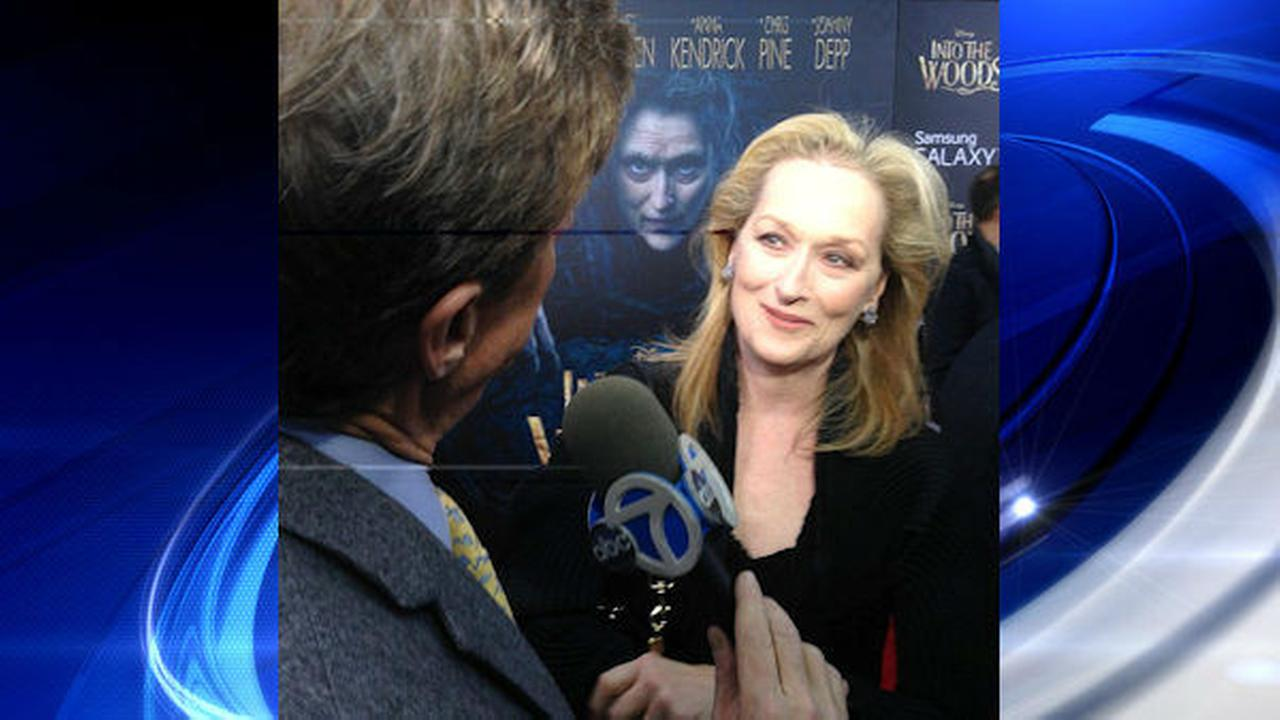 PHOTOS: Into the Woods premiere