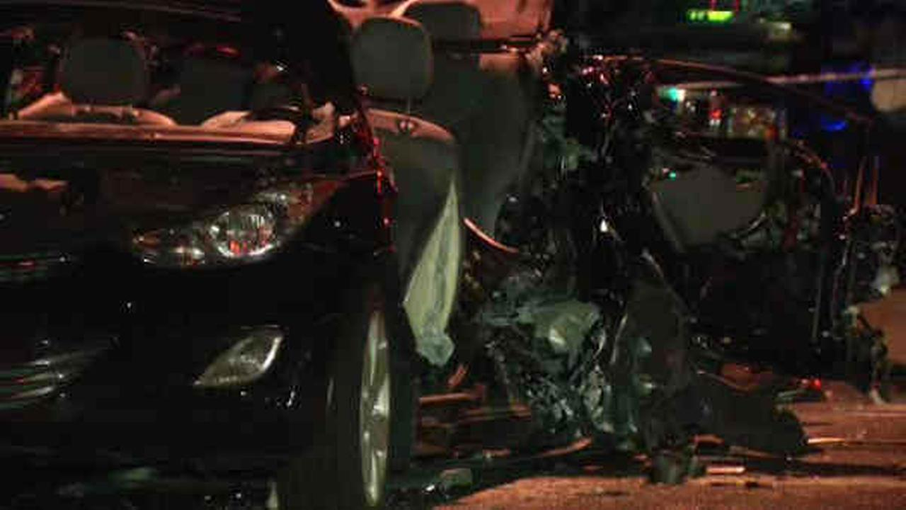 Deadly crash in Canarsie, Brooklyn