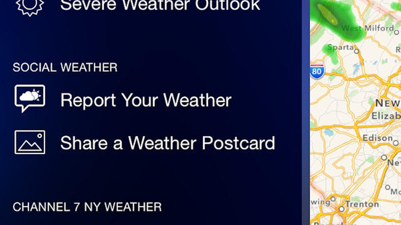 accuweather accutrack weather alert app