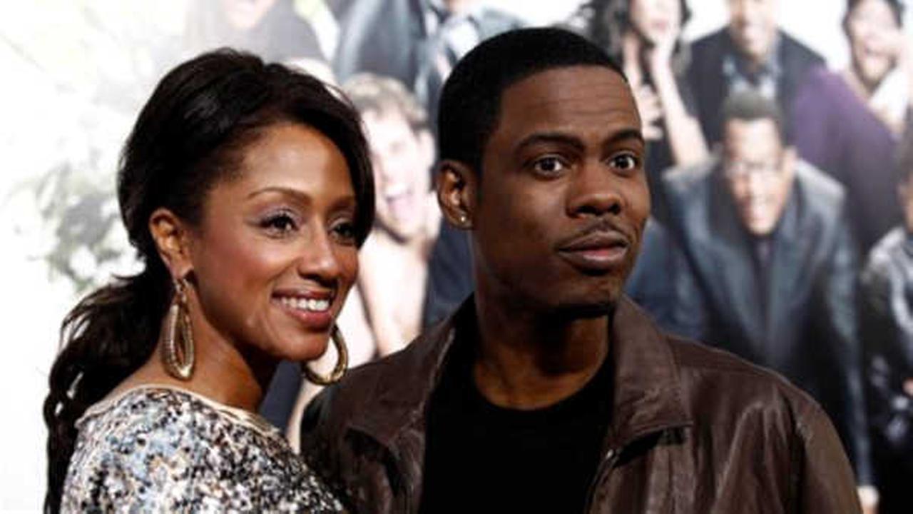 Chris Rock, wife Malaak Compton-Rock headed for divorce