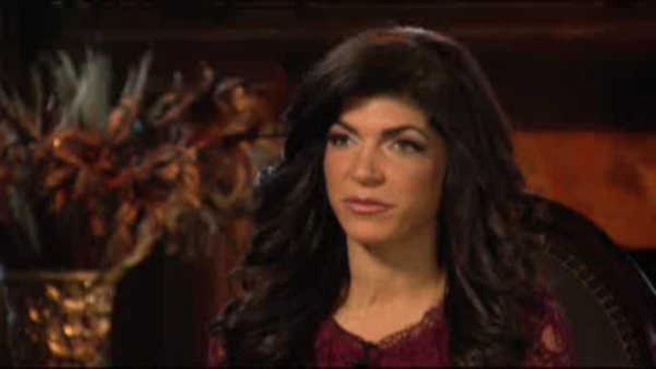 Teresa Giudice, 'Real Housewives of New Jersey' star, reports to prison