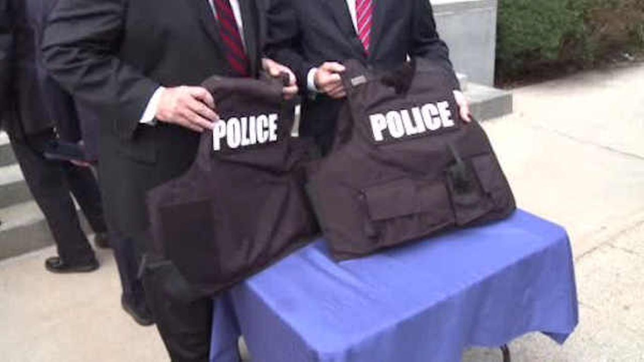 NYC Council members propose funding for more police bullet-proof vests