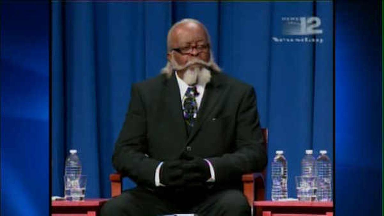 'Rent is too damn high' candidate now facing eviction