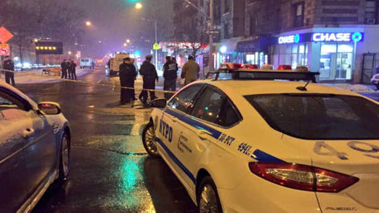Hamilton Heights shooting leaves 1 dead, 4 others wounded
