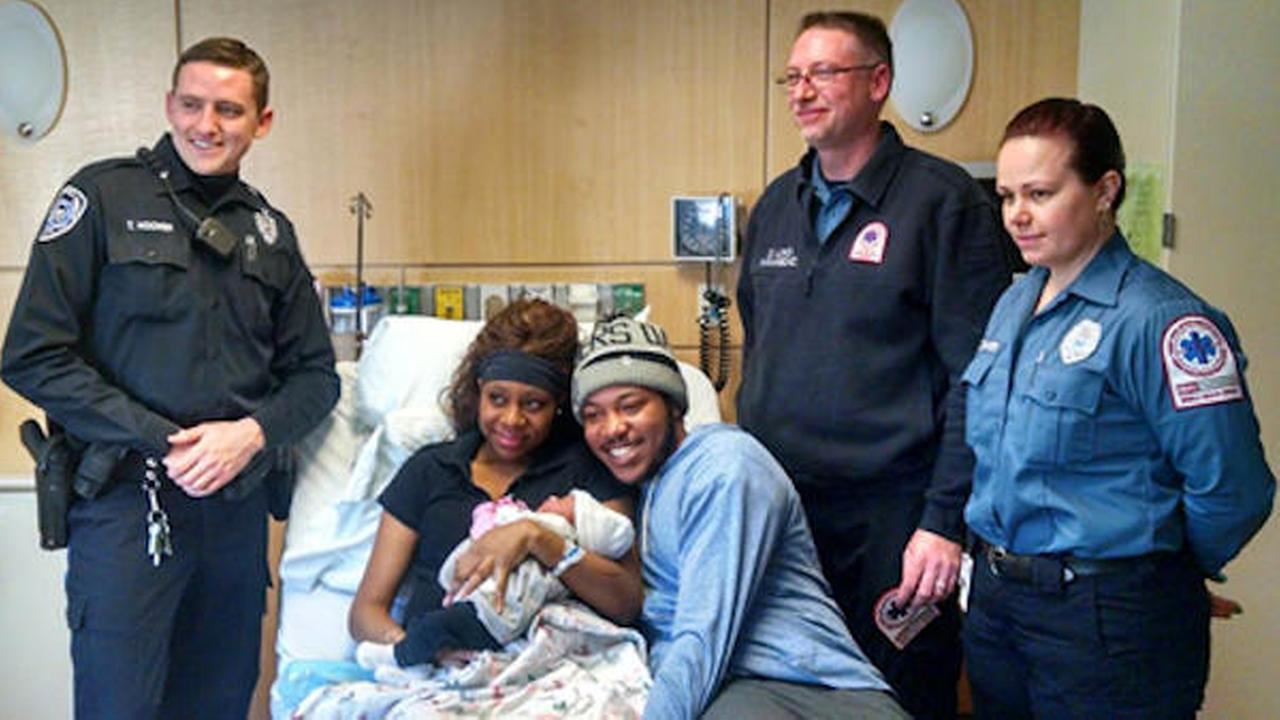 South Brunswick cop, paramedics deliver baby in mom's apartment