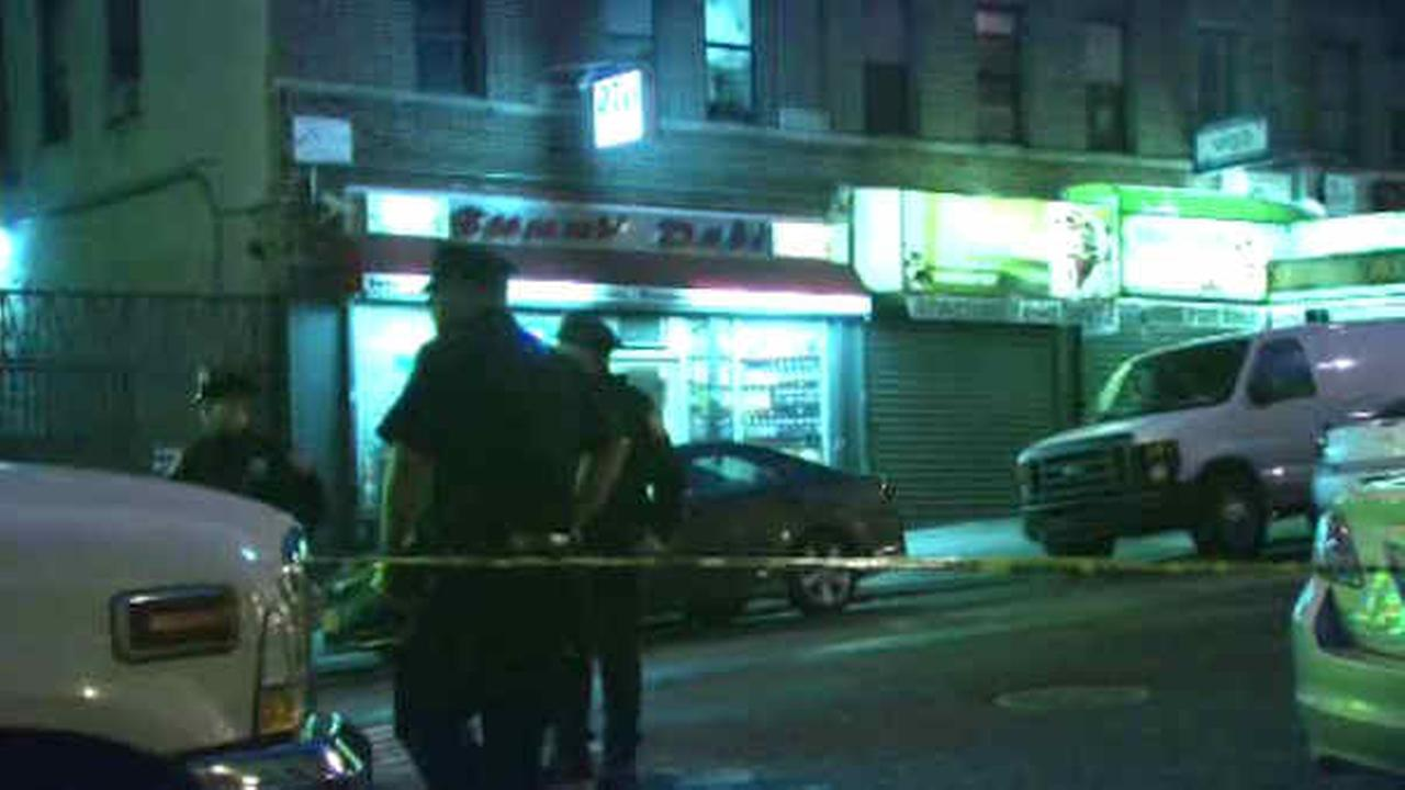 Bronx police-involved shooting leaves suspect wounded