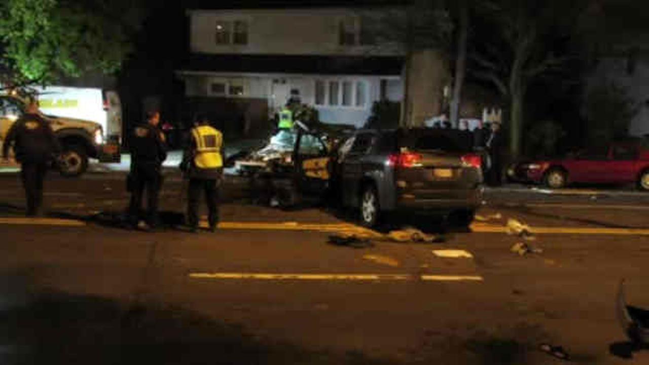 Farmingdale High School Car Accident