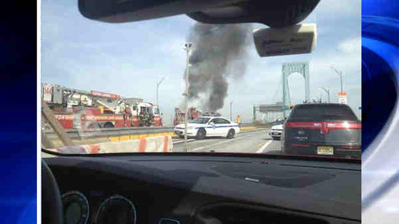 whitestone bridge fire