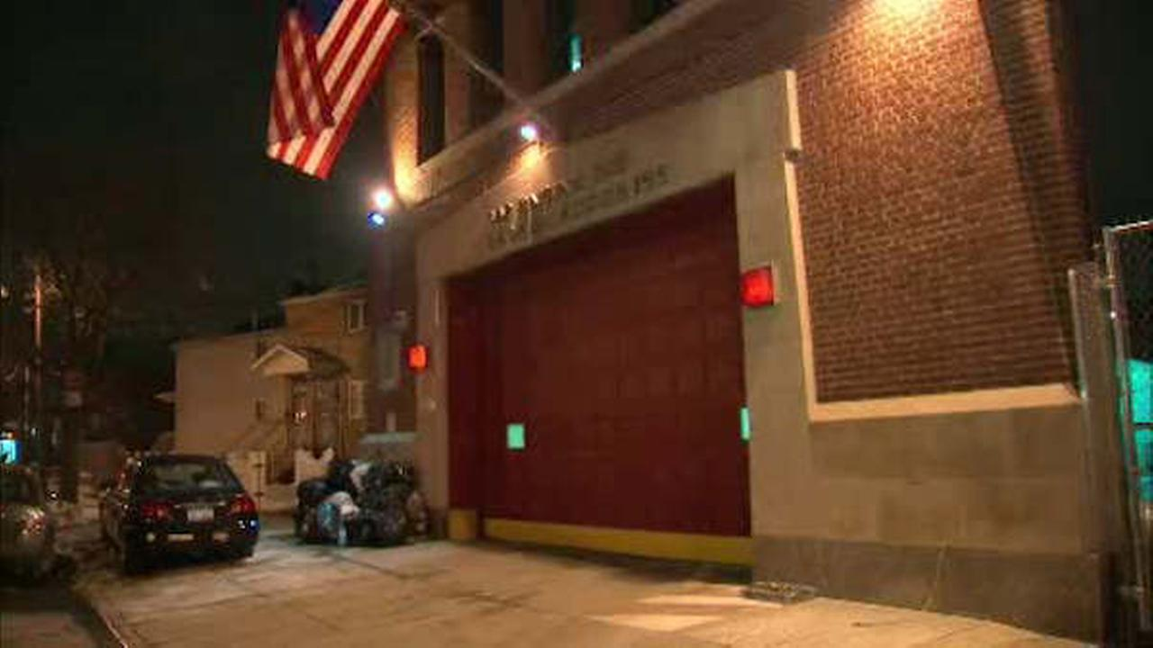 One week-old baby left outside fire station in Queens