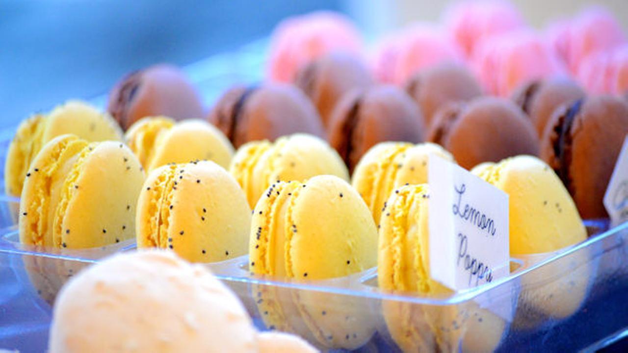 Chef Francois Payard's Macaron Day NYC raises money for City Harvest
