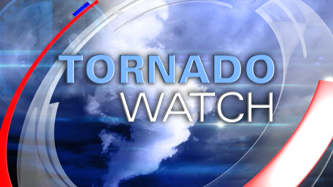 tornado watch accuweather