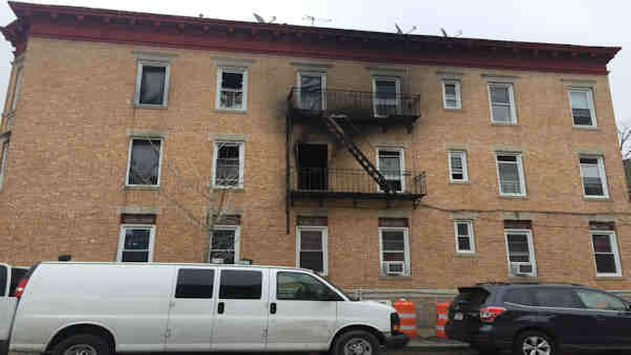 Several injured in East Flatbush home fire