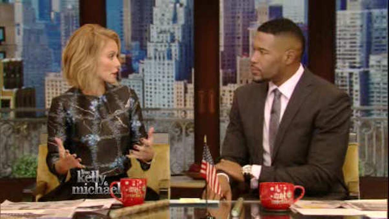 'LIVE with Kelly and Michael' to broadcast from White House Easter Egg roll