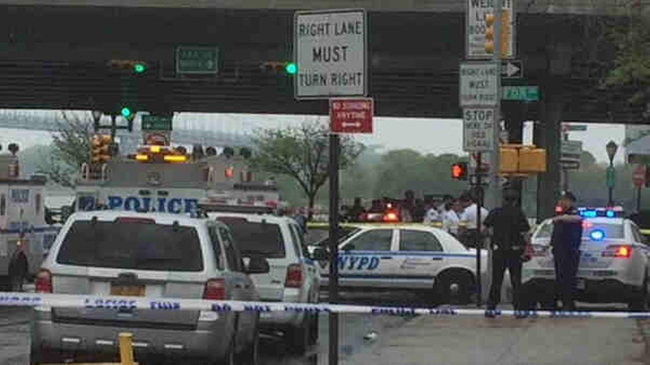 robbery suspect fatally shot on upper east side
