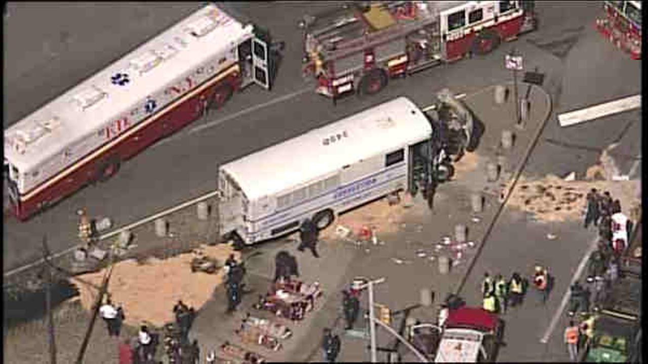correction bus accident