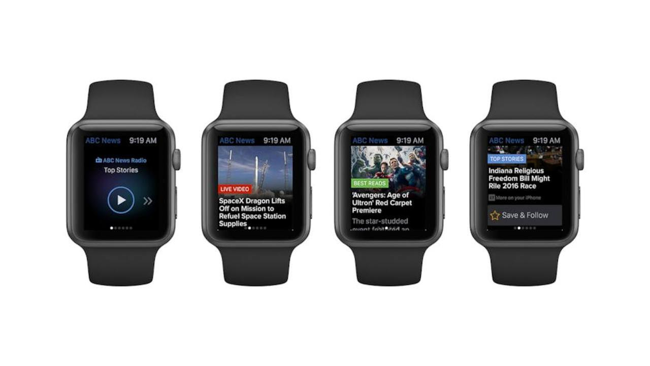 Introducing ABC News on the Apple Watch
