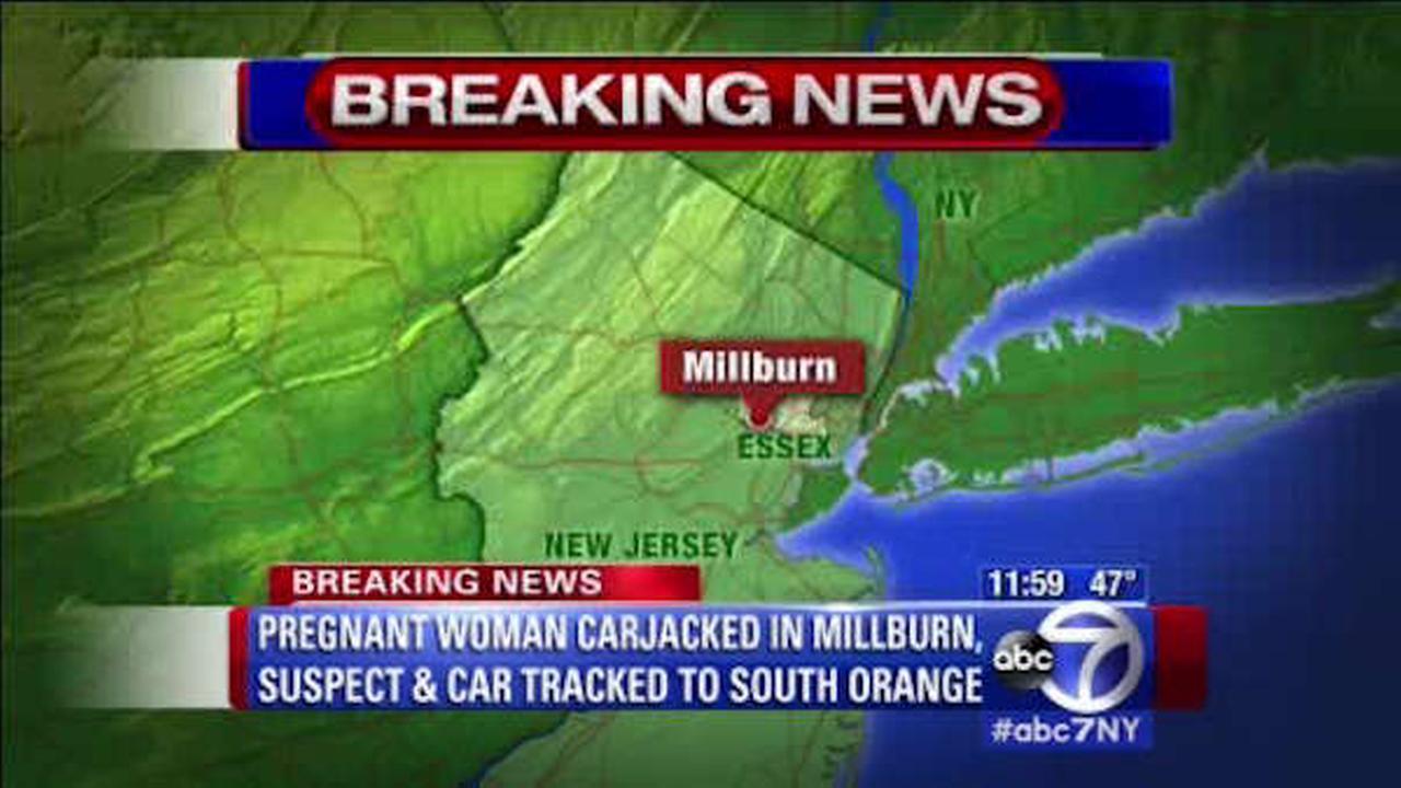 pregnant woman carjacked