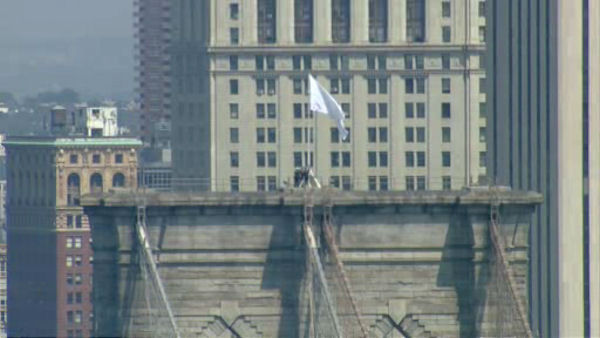 NYPD take down the mysterious White Flags <span class=meta></span>