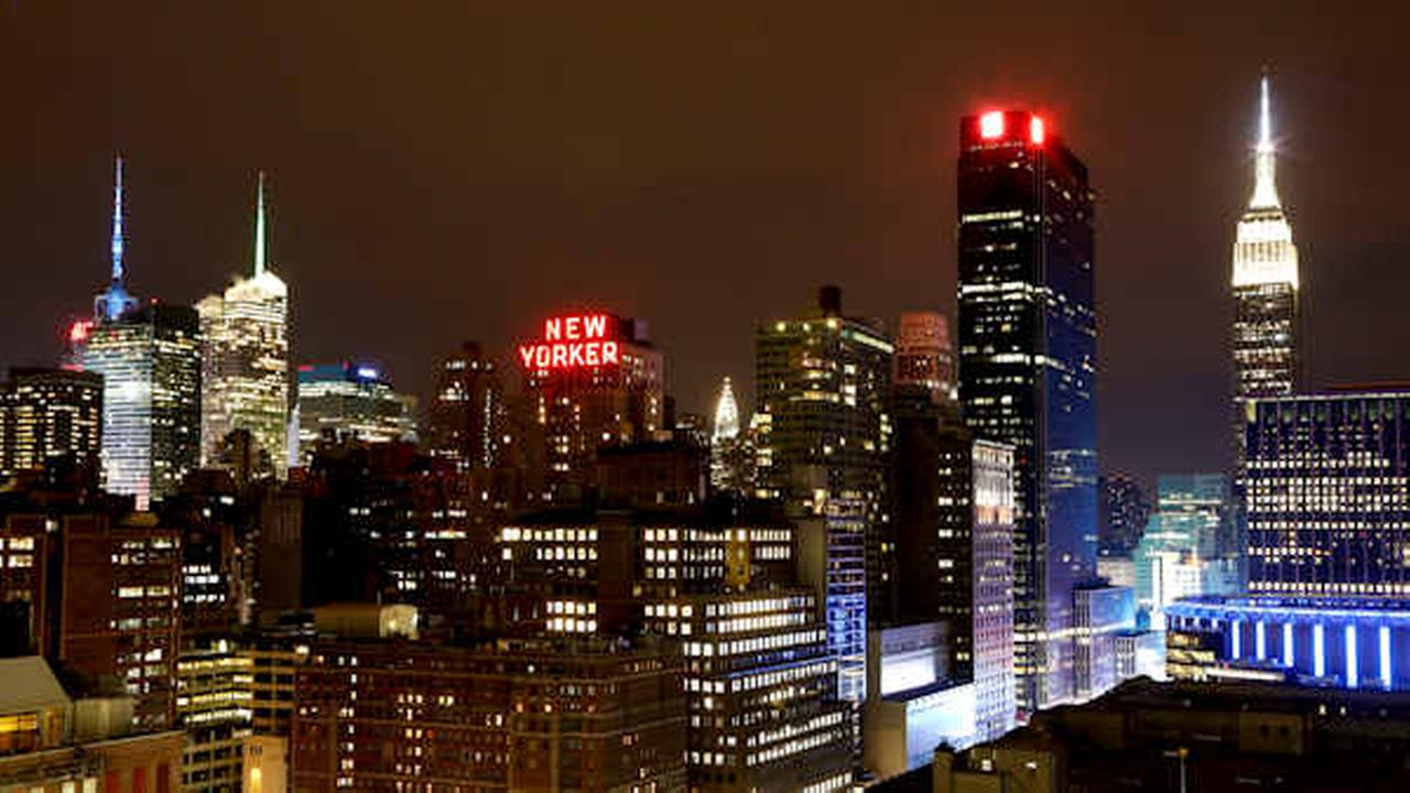Manhattan skyline may be getting dim to get more 'green'