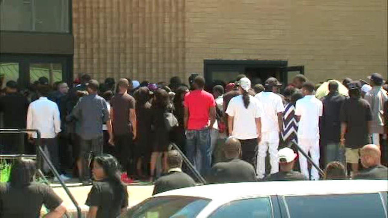 lional pickens funeral