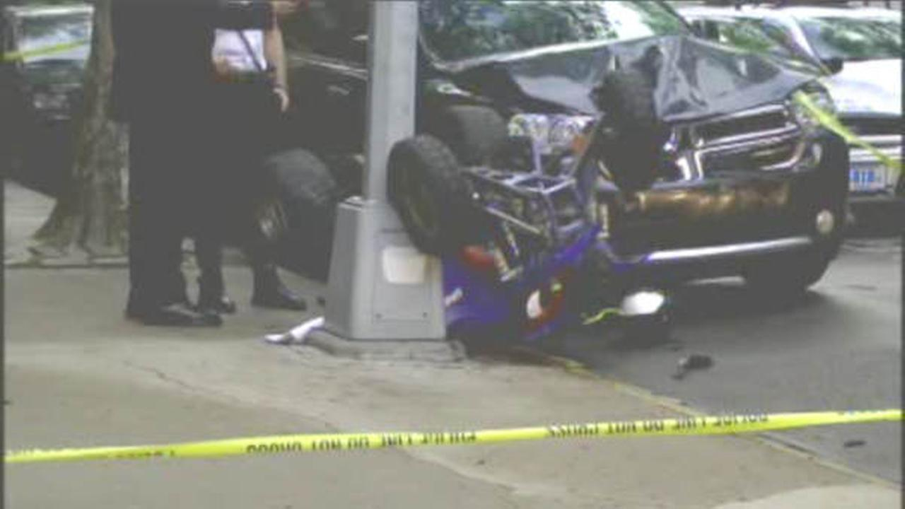 Victim identified in ATV crash in the Bronx