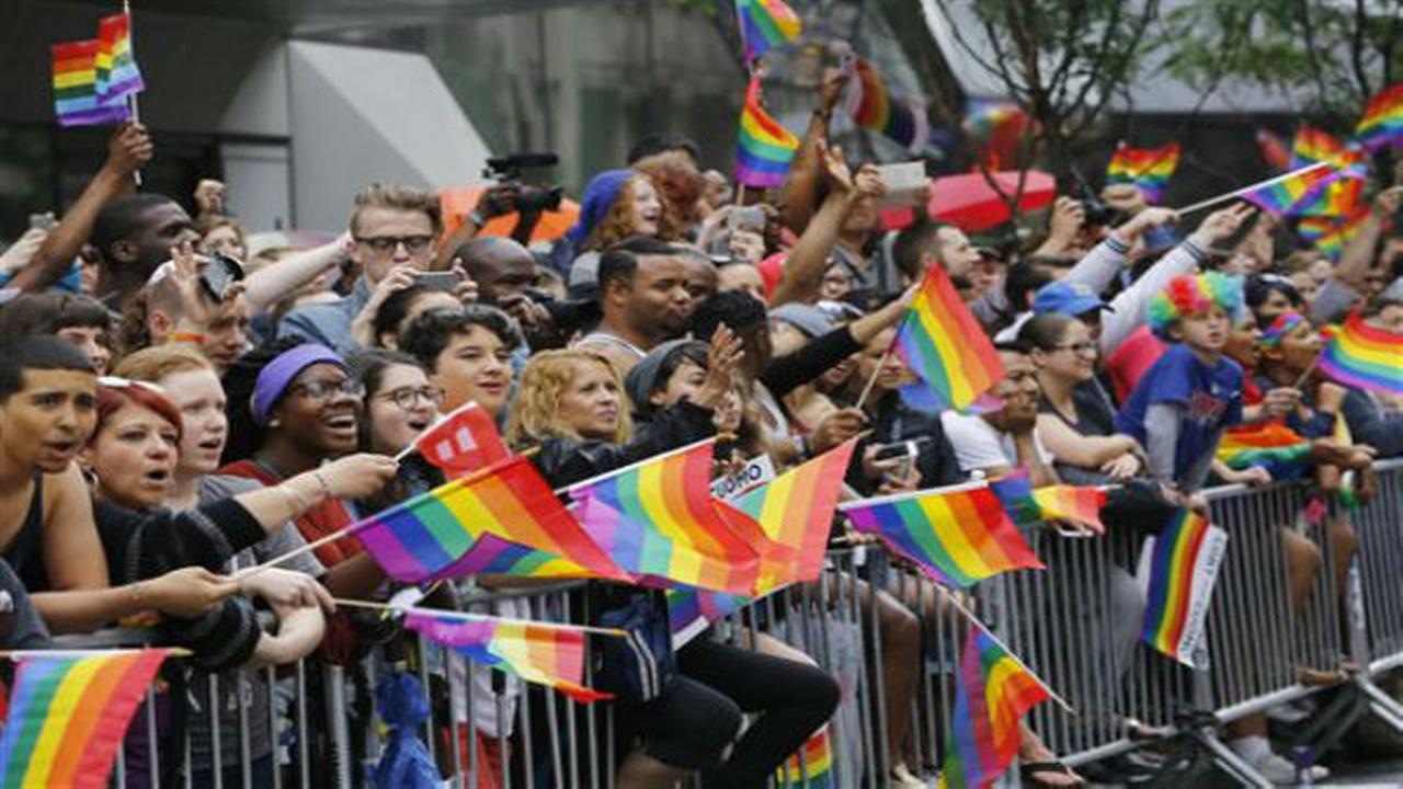 Gay Pride Parade New York